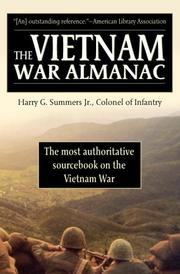 Vietnam war almanac by Harry G. Summers