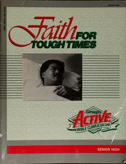 Cover of: Faith for tough times by David Cassady