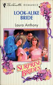 Cover of: Look-alike bride by Laura Anthony