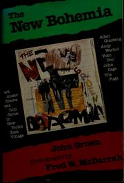The new Bohemia by Gruen, John., John Gruen