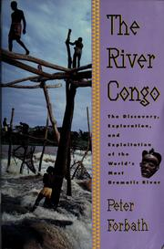 Cover of: The River Congo by Peter Forbath