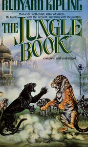 Cover of: The jungle book by Rudyard Kipling