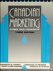 Canadian marketing PDF