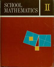 School mathematics PDF