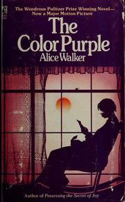 Cover of: The color purple by Alice Walker