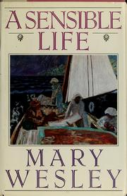 Cover of: A sensible life by Mary Wesley