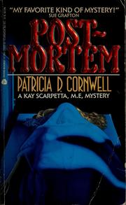 Postmortem by Patricia Daniels Cornwell