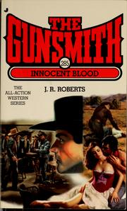 Innocent blood by Roberts, J. R.