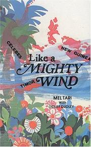 Like a mighty wind by Mel Tari