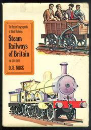 Steam railways of Britain in colour PDF