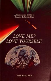 Love me? Love yourself PDF