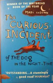 Cover image for Curious Incident