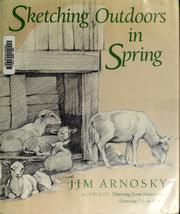 Sketching outdoors in spring PDF