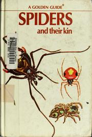 Spiders and their kin PDF