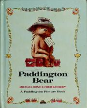 Paddington Bear PDF