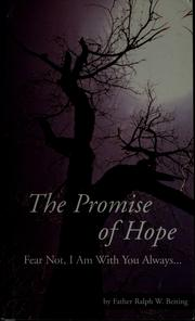 The promise of hope PDF