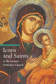 Icons and saints of the Eastern Orthodox Church PDF