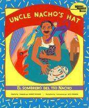 Uncle Nacho's Hat by Harriet Rohmer