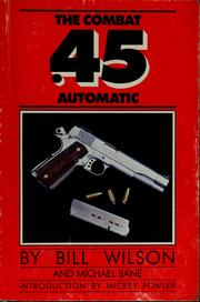 The combat .45 auto PDF
