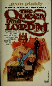 The Queen and Lord M by Jean Plaidy