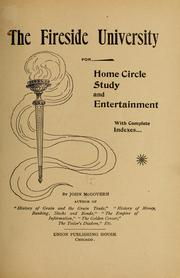 The fireside university for home circle study and entertainment PDF