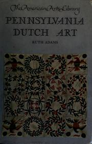 Pennsylvania Dutch art PDF