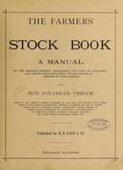 The farmers' stock book by Jonathan Periam