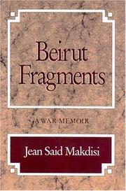 Beirut Fragments