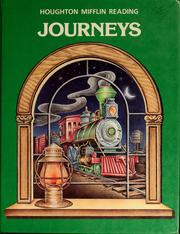 Cover of: Journeys by William Kirtley Durr, Robert L. Hillerich, Timothy Johnson