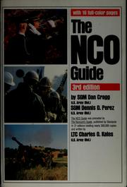 The NCO guide by Dan Cragg