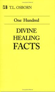 One Hundred Divine Healing Facts PDF