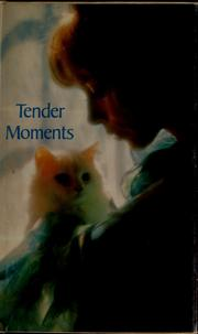 Tender moments PDF