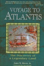 Voyage to Atlantis by James W. Mavor