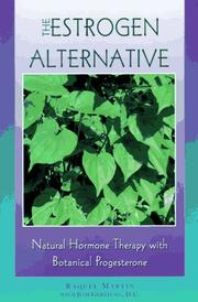 The estrogen alternative by Raquel Martin