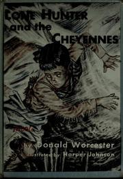 Lone Hunter and the Cheyennes PDF