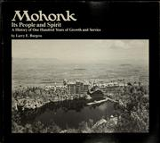 Mohonk, its people and spirit PDF