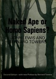 Naked ape or homo sapiens? by Lewis, John
