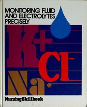 Monitoring fluid and electrolytes precisely PDF