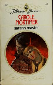 Cover of: Satan's master by Carole Mortimer