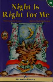 Night is right for me PDF