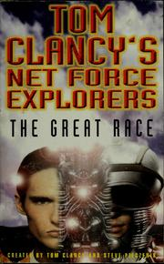 Cover of: The great race | Tom Clancy