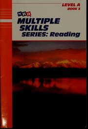 SRA multiple skills series PDF