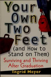 Your own two feet (and how to stand on them) PDF