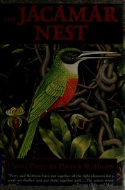 Cover of: The Jacamar nest by Parry, David