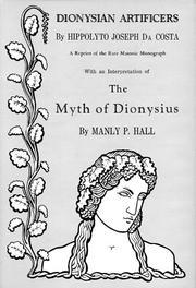 Dionysian Artificers