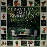 Cover of: Practical small gardening by Peter McHoy