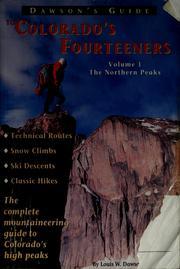 Dawsons guide to Colorados fourteeners