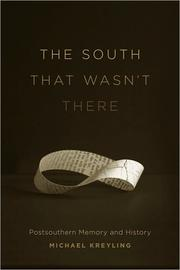 The South that wasn't there PDF