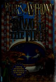 Cover of: Two to the fifth | Piers Anthony