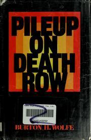 Pileup on Death Row PDF